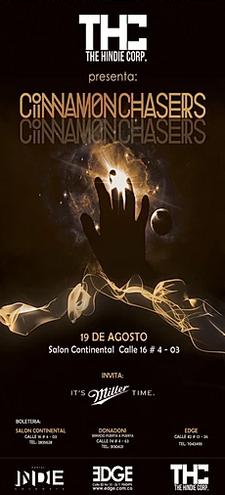 CINNAMON CHASERS en Bogota