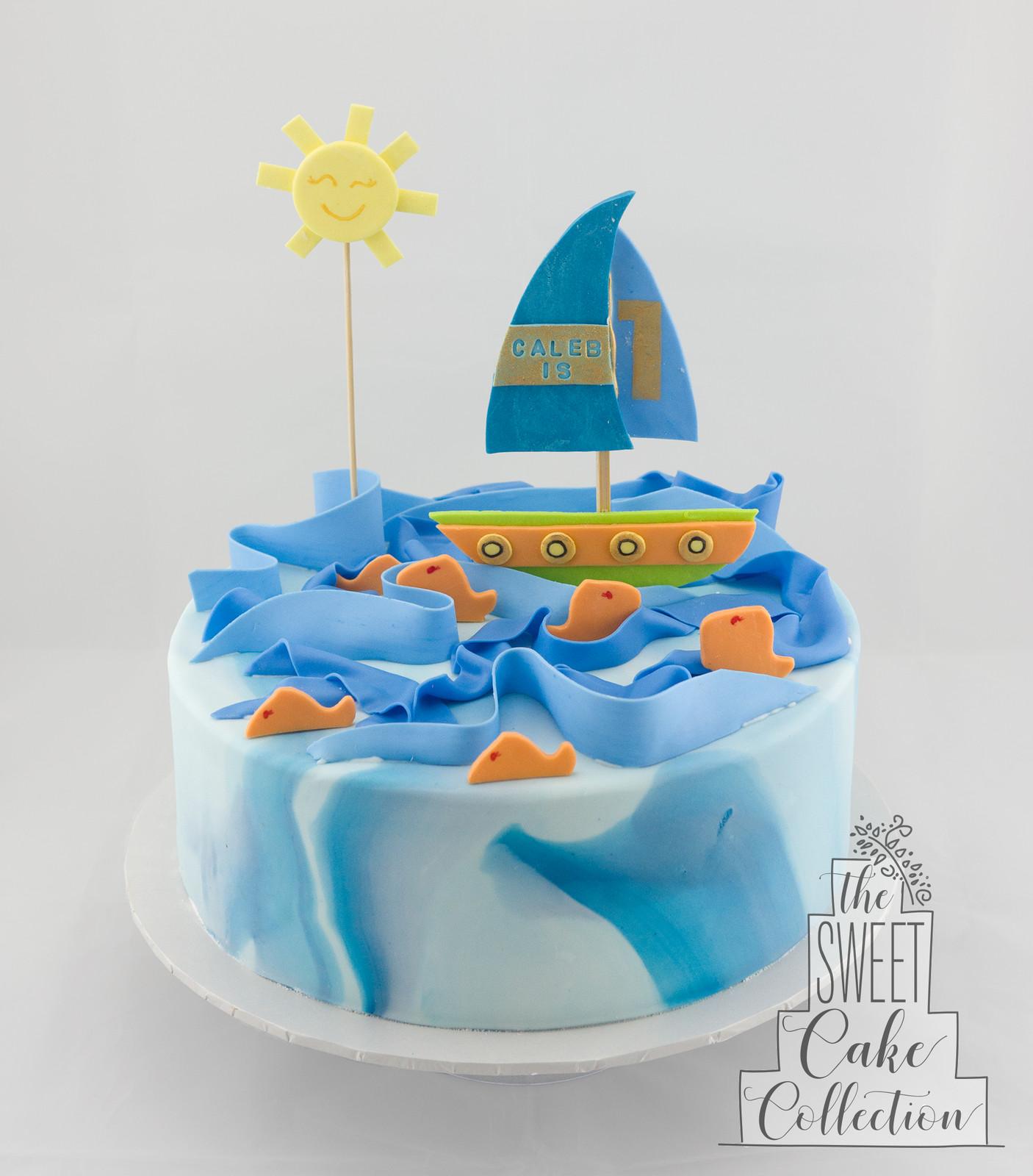 V S  Cake