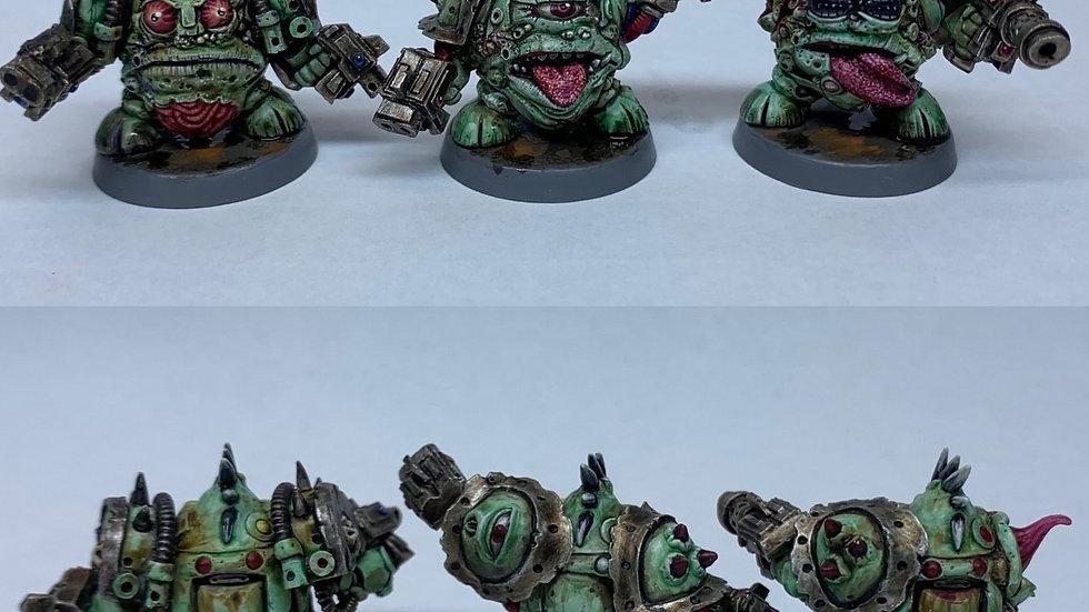 Rotten EggbotChampion Set (3 models)