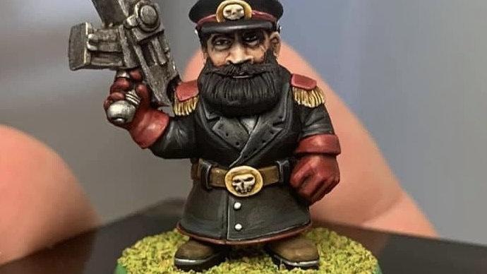 SWARF Kommissar (1 model)