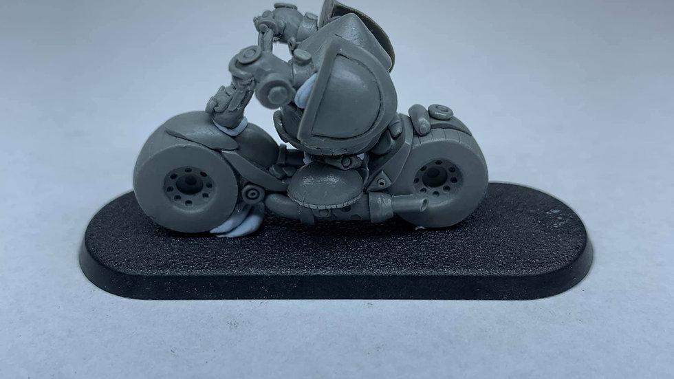 Imperial Eggbot Biker squadron set (3 models)