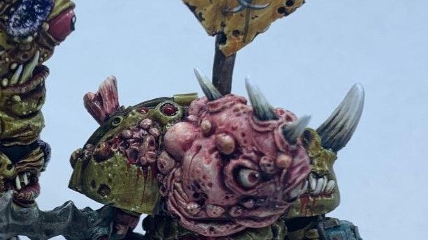 Rotten Possessed Terminegg Champion (1 model)