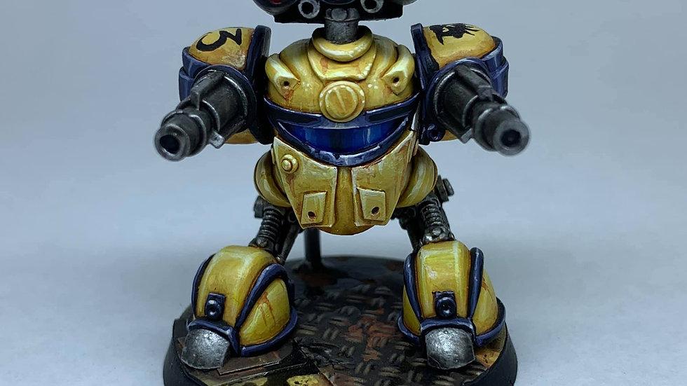 Imperial Dreggnaught (1 model)