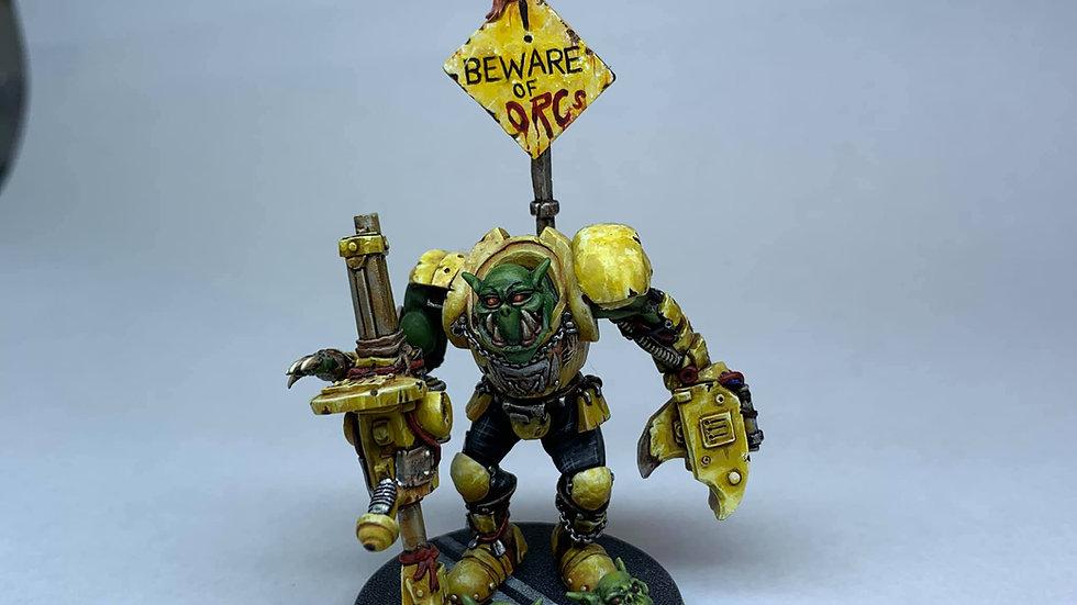 Universal Orc (1 model)