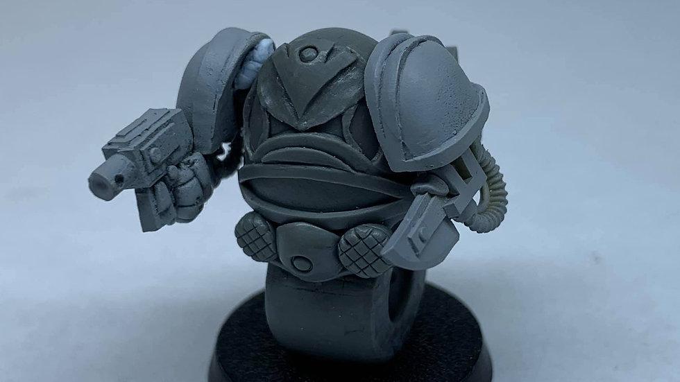 Imperial Monowheel Eggbot set (1 model)
