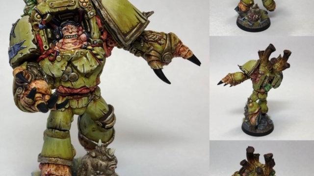 Rotten Demon Prince (1 model)