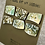 Thumbnail: Silver and gold set of 6