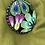 Thumbnail: Three flower applique button