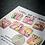 Thumbnail: Candy stripes set of 7