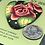 Thumbnail: Midnight rose focal button