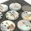 Thumbnail: A pale patchwork set of 7