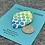 Thumbnail: Ombre dots focal button