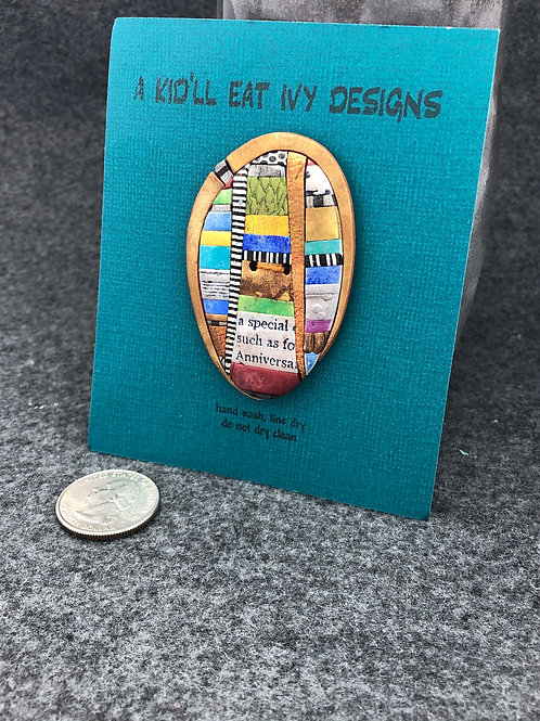 Special message focal button