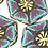 Thumbnail: Kaleidoscope hexagons