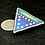 Thumbnail: Bright triangle focal button