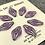 Thumbnail: Purple petals set of 8