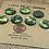 Thumbnail: Green leaves set of 7