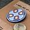 Thumbnail: Brown dots on blue