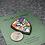 Thumbnail: Rainy garden focal button