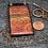 Thumbnail: Copper swirl pendant