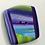 Thumbnail: Purple rainbow focal button