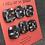 Thumbnail: Twinkling stars black buttons