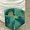 Thumbnail: Green line brooch