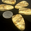 Thumbnail: Gold buttons set of 5