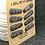Thumbnail: Organic stripes long buttons