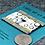 Thumbnail: Black and white focal button