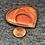 Thumbnail: Red metallic swirl