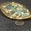 Thumbnail: Gilded leaves brooch