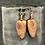 Thumbnail: Swirl and glow earrings