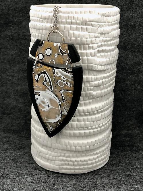 Hidden Shimmer Pendant