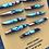 Thumbnail: Slender spears set of 9