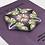 Thumbnail: Kaleidoscope in purple and green