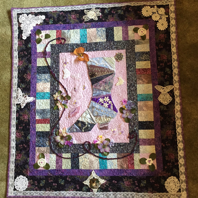 Pass around Group Quilt
