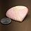 Thumbnail: Soft pink and gold brooch