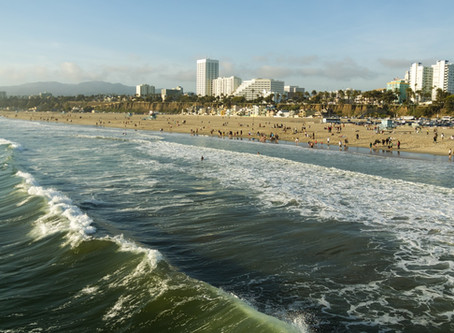 Where can I surf? Los Angeles Surfing locations.