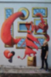 eluciousdesign mural
