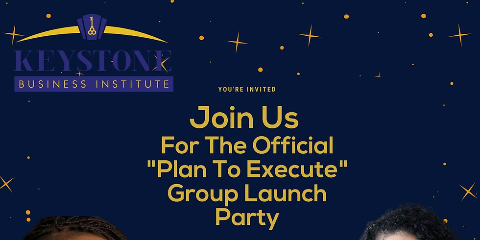 The Official Plan to Execute Group Launch Party