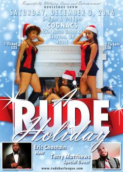 RUDE Holiday