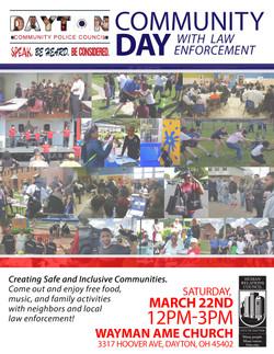 HRC CPC Community Day