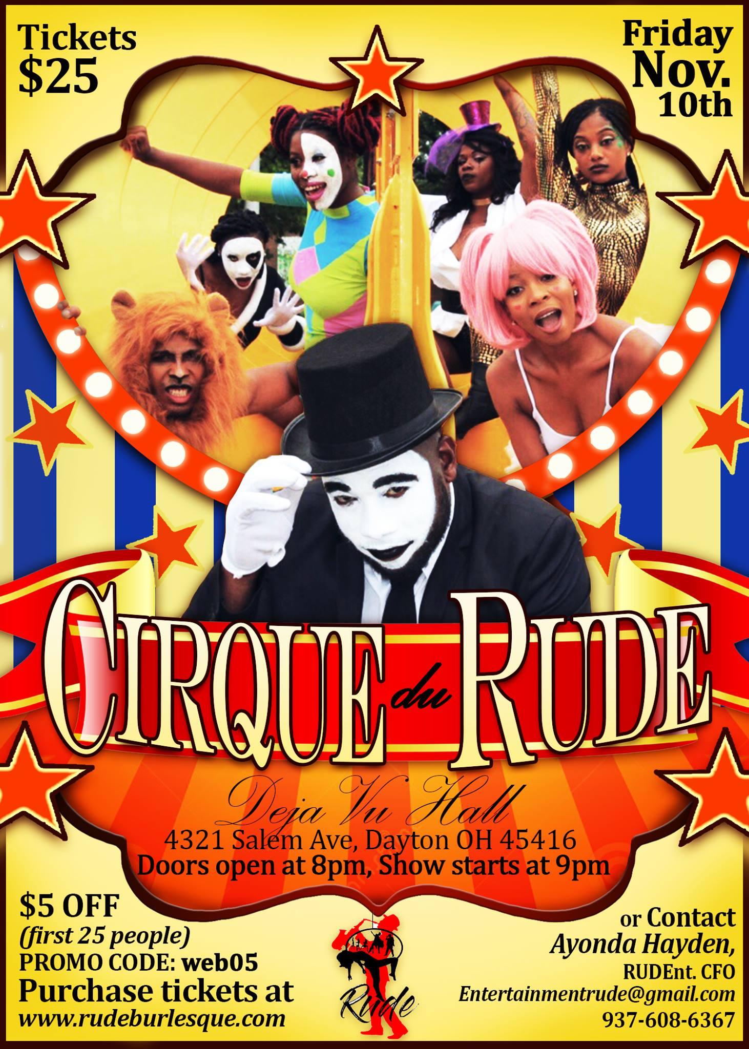 Cirque du RUDE