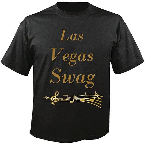 LVS - Black T-Shirt
