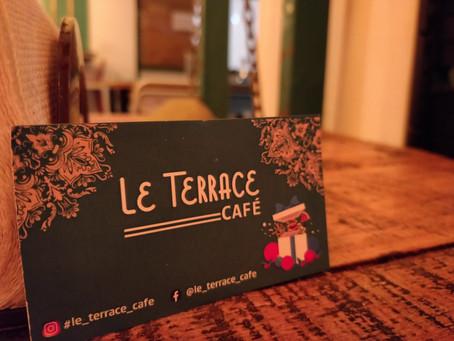 Le Terrace Cafe