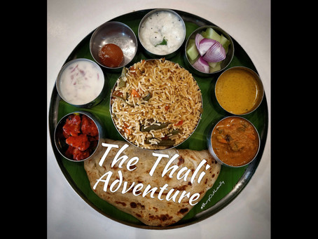 The Thali Adventure