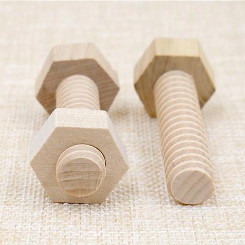 Tornillo Sensorial Montessori