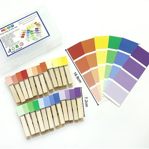 Clips de Colores