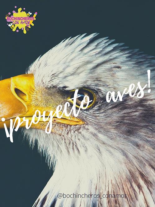 Guia Montessori Proyecto Aves